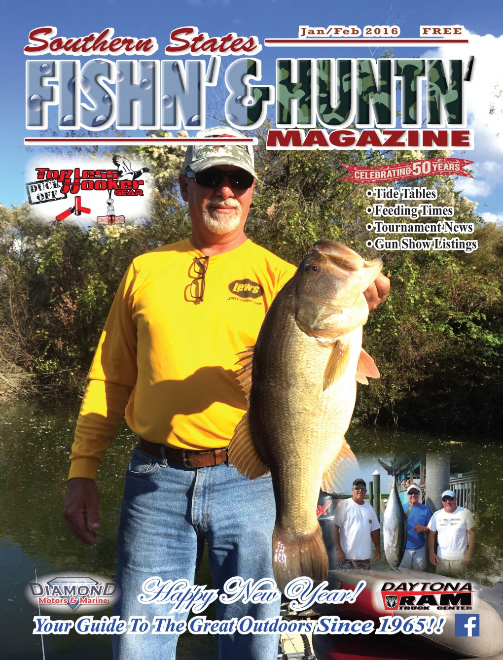 Fishn' & Huntn' Magazine